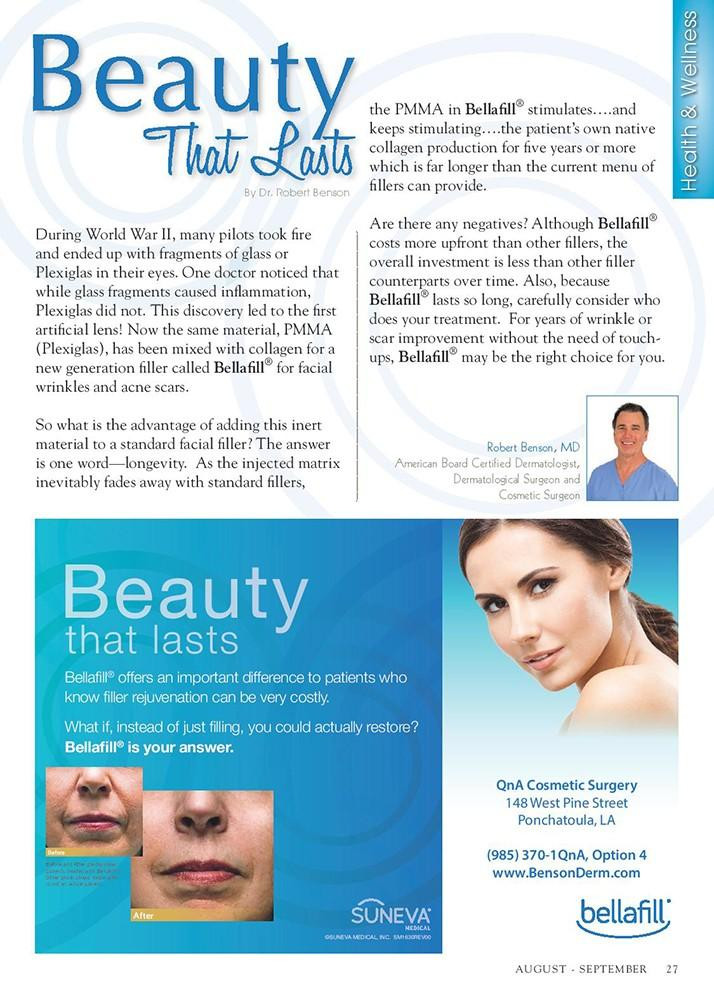 Tangi Lifestyles August - September 2015 - Beauty That Lasts