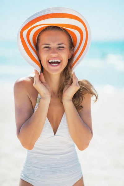 Treatment for sun damage and brown spots